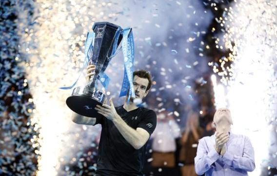Feest compleet: Murray beëindigt 2016 als nummer één