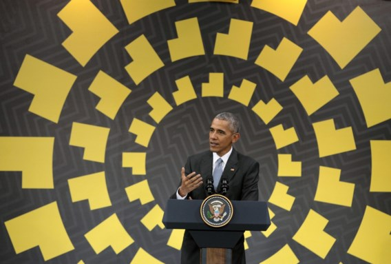 Obama: 'Trump zal aanpak moeten aanpassen'