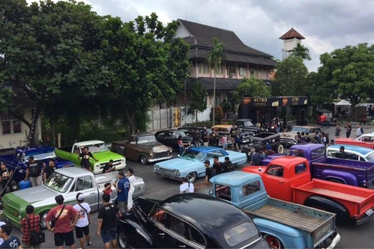 Yogyakarta: een stad van uitersten