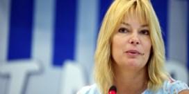 Anke Van dermeersch blijft (voorlopig toch) in Senaat