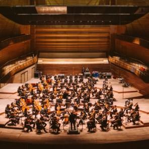 Een concerthuis van de toekomst