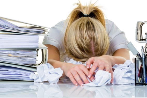 Meer stress en minder energie op werkvloer