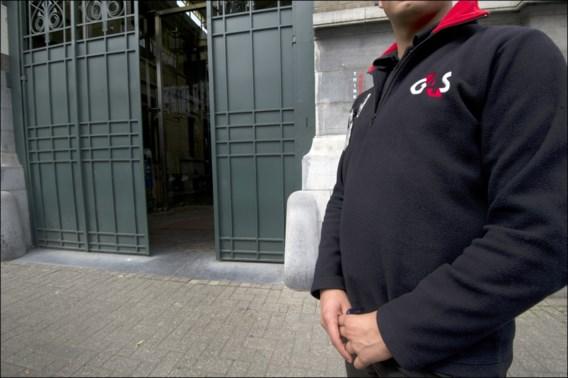 """<p>Privébewaking, hier aan het kantoor van VVL BBDO in 2011.<span class=""""credit"""">photo news</span></p>"""