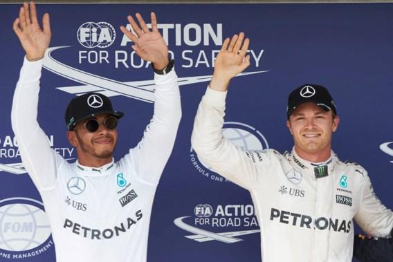 Straks dé ontknoping: hoe kunnen Rosberg en Hamilton F1-kampioen worden?