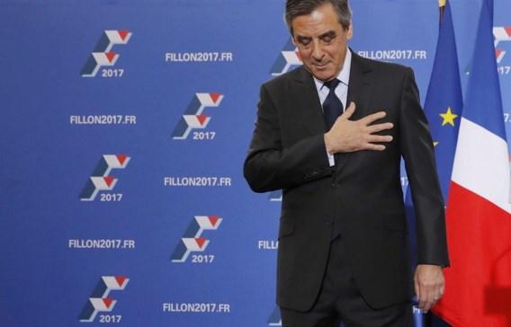 Rechts Frankrijk kiest Fillon als presidentskandidaat
