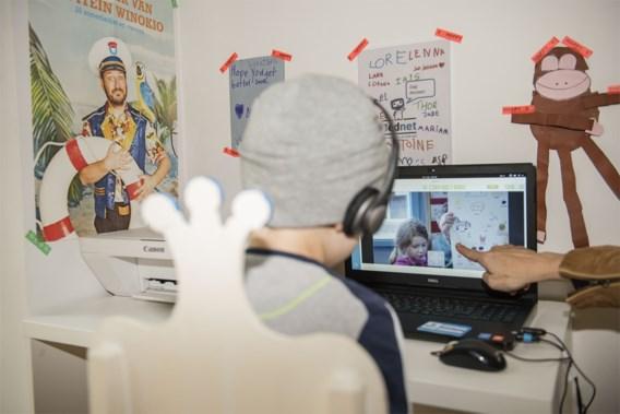 Zieke kinderen kunnen sneller beroep doen op internetonderwijs