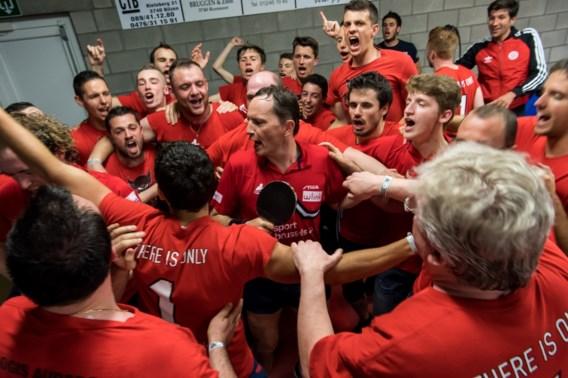 Logis Oudergem stoot door naar achtste finales ETTU Cup