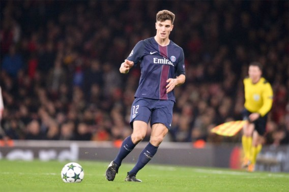 LIGUE 1. Meunier geeft beslissende assist in zege PSG