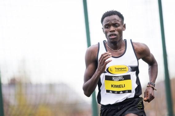 Isaac Kimeli gaat voor top vijf op EK voor beloften