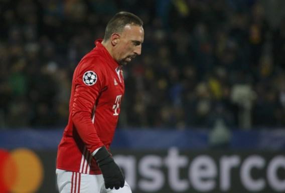 Publiekslieveling Ribéry verlengt contract bij Bayern