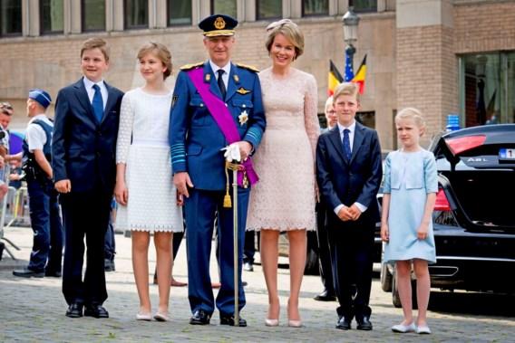De koning van steeds minder Belgen