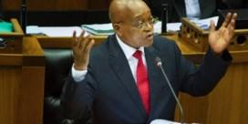 Het einde van de 'Teflon Don', Jacob Zuma?