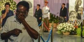 Cubanen nemen afscheid van Castro: 'Hij was alles voor mij'
