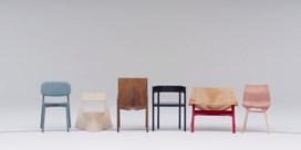 Zien: stoelendans met designers