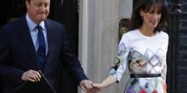 Echtgenote David Cameron lanceert eigen modelabel