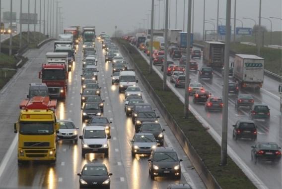 'Extreme files zijn drama voor transportbedrijven'