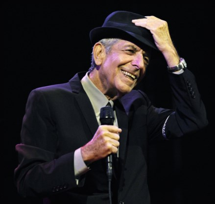 Minimalistisch eerbetoon aan Leonard Cohen in New York