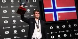 Magnus Carlsen heeft weer <I>fun</I> in schaken