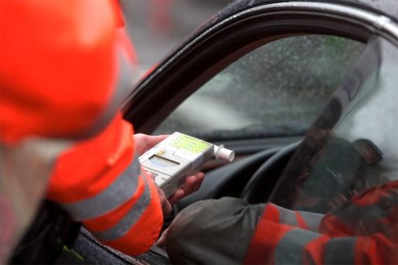 Verkeersveilige nacht: amper 3 procent bestuurders heeft teveel gedronken
