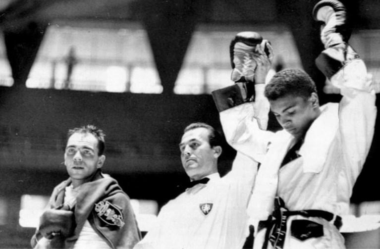 Eerste Belg die tegen Cassius Clay bokste overleden