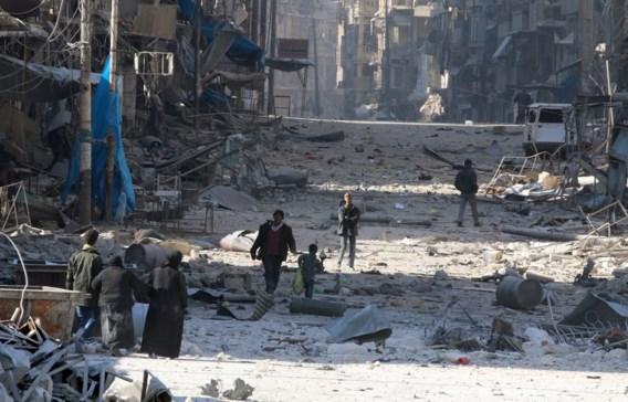 'Val Oost-Aleppo betekent niet einde van oorlog'