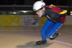 De weg naar de Winterspelen: Belgische talenten op shorttrack scoren