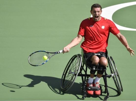 Joachim Gérard bereikt finale dubbelspel op de Masters