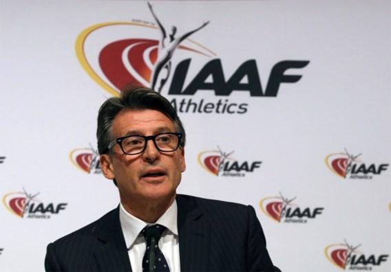 IAAF heeft al nieuwe sponsor na vertrek Adidas
