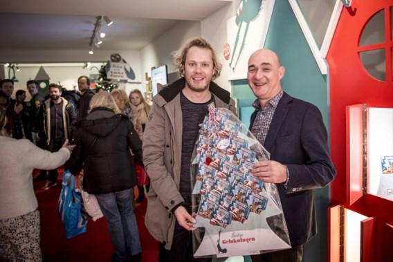 Primeur: Nationale Loterij opent pop-upwinkel op Meir