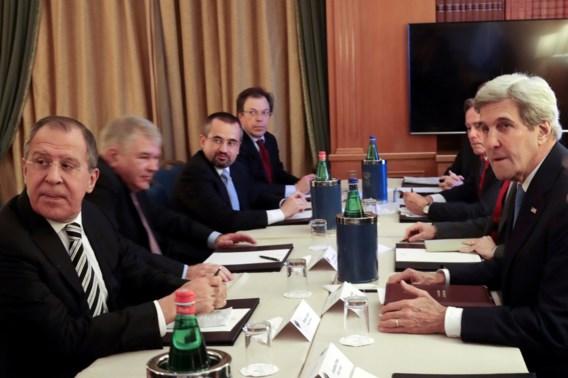 Gesprek Lavrov-Kerry: opnieuw hoop op overleg over Syrië
