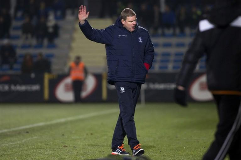 AA Gent laat teleurstellende eindscore optekenen