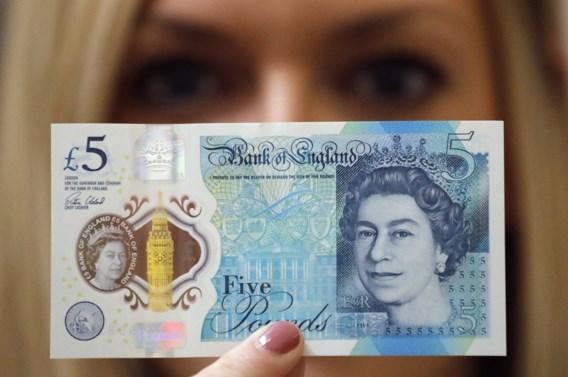 Rel rond dierlijk vet in Britse bankbiljetten breidt zich uit