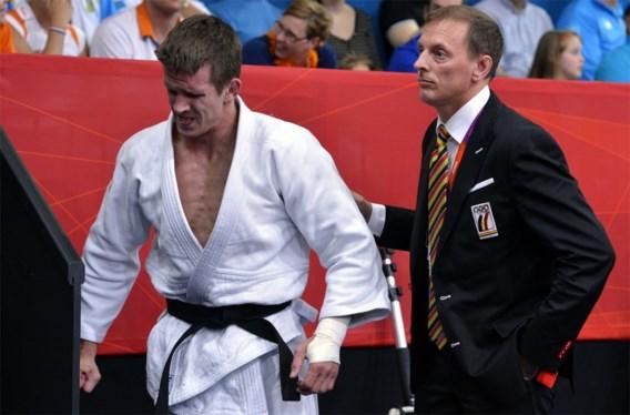Dirk Van Tichelt eindigt op vijfde plaats op Grand Slam judo Tokio