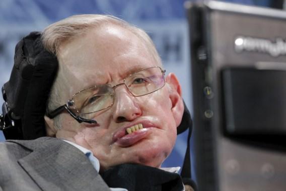 Stephen Hawking waarschuwt: 'We bevinden ons in gevaarlijkste moment in geschiedenis van de mensheid'