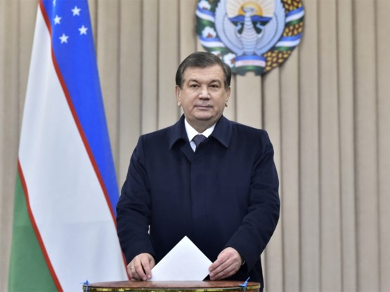 Overleden Oezbeekse dictator heeft opvolger