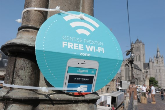 Gratis internet op komst in alle Europese steden en gemeenten