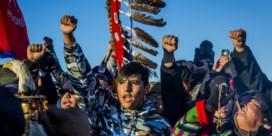 Bederft Trump feestvreugde van Sioux?