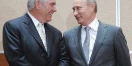 Krijgt Rusland met Tillerson een mannetje in het Witte Huis?