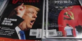 China stuurt Donald Trump een boodschap*