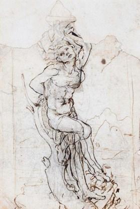 Onbekend werk Leonardo da Vinci gevonden