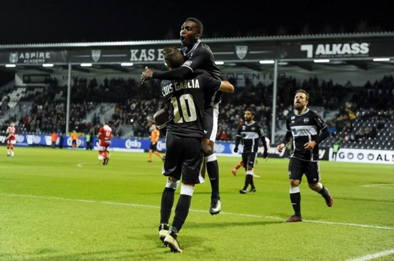 Eupen geeft KV Kortrijk pak voor de broek en is eerste halvefinalist in de beker