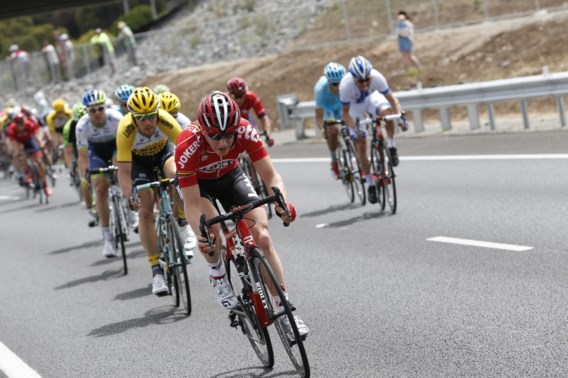 Gert Dockx stopt op 28-jarige leeftijd met wielrennen