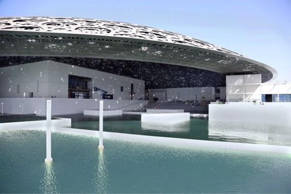 Opening Louvre Abu Dhabi opnieuw jaar uitgesteld