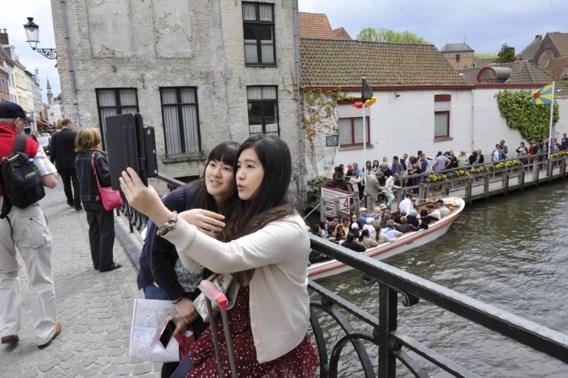 Bruggeling ziet toerist graag komen