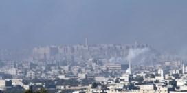Ban Ki-moon verontrust over berichten uit Aleppo