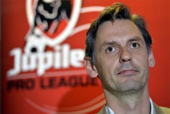 Pro League moet op zoek naar nieuwe directeur generaal