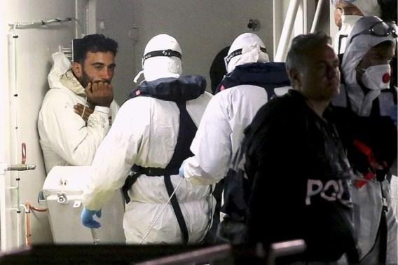 Kapitein Mohammed Ali Malek werd na de ramp gearresteerd