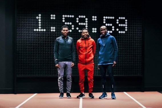 Nike plant marathon onder de twee uur in 2017