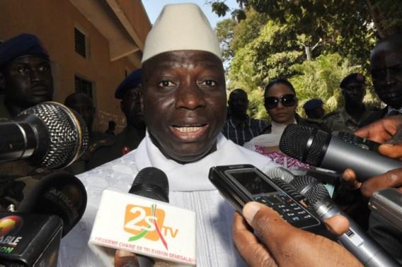 Gambiaanse dictator stuurt leger af op kiescommissie