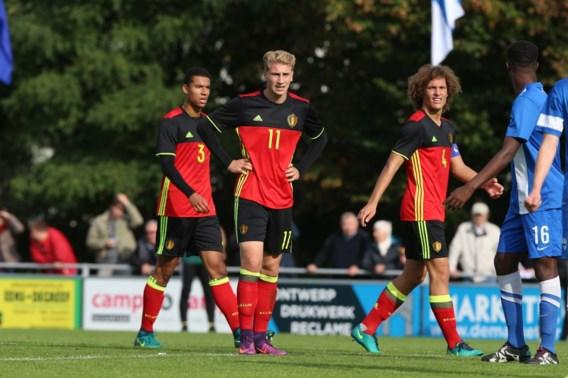 Belgische U19 en U17 kennen hun tegenstanders voor Euro 2017